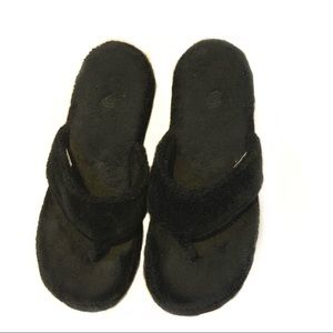 Terry Cloth Flip Flops